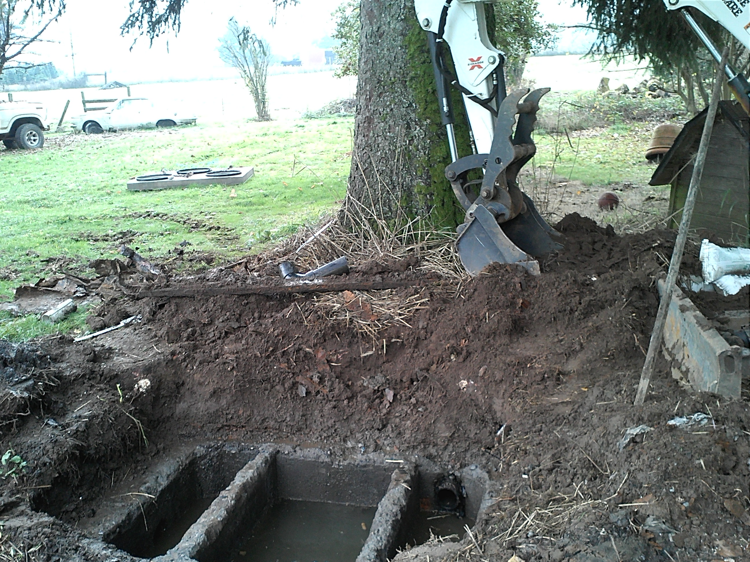 System 171 First Call Septic Service